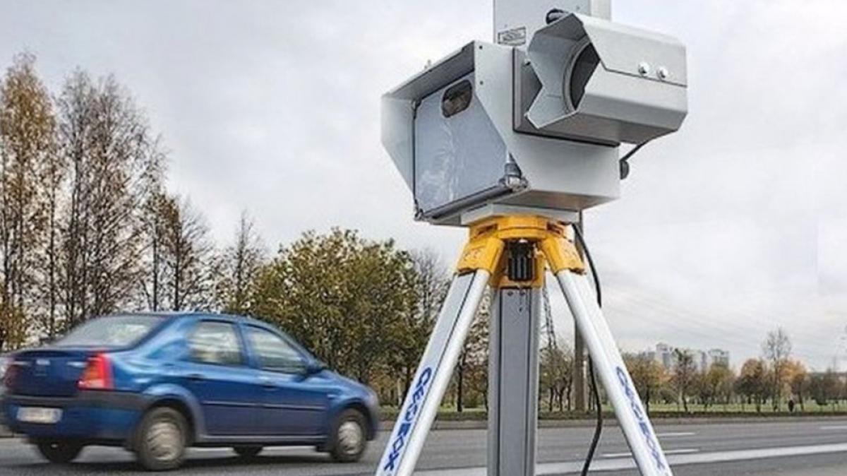 Охранник камеры фиксации вызвал ГИБДД