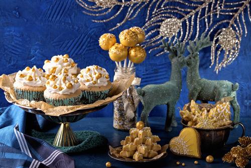 Десерты на новогодний стол