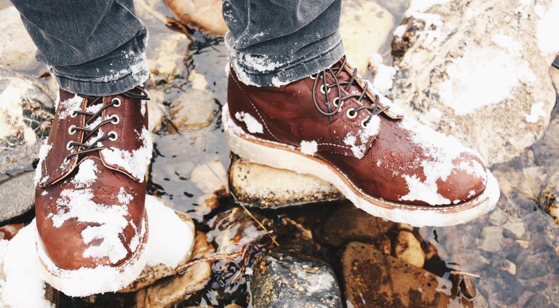 Как сохранить зимнюю обувь максимально долго