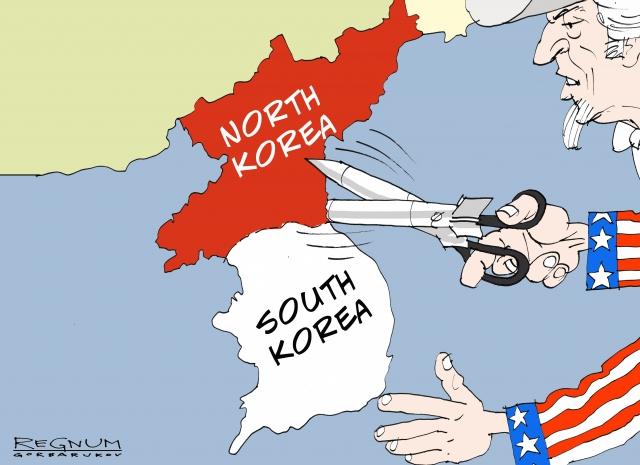 Объединение Северной и Южной Кореи не вписывается в планы Вашингтона