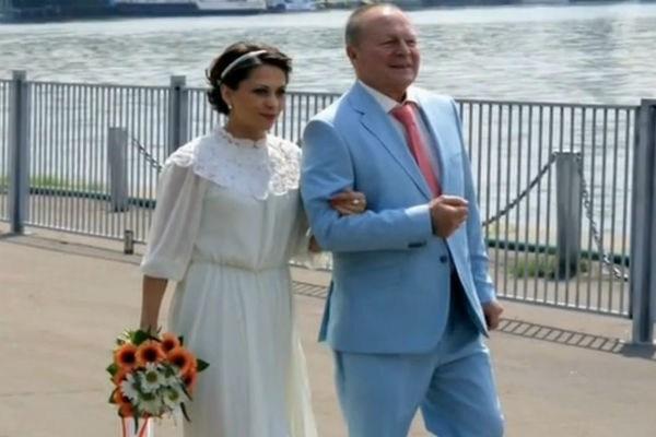70-летний актер Борис Галкин впервые стал отцом