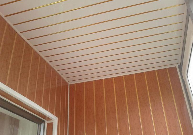 Гидроизоляция потолка на бал…