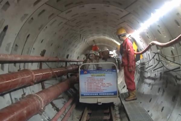 Туннель под Амуром готов при…