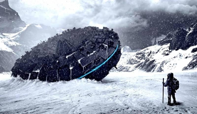 Как Гитлер прятался подо льдами Антарктиды