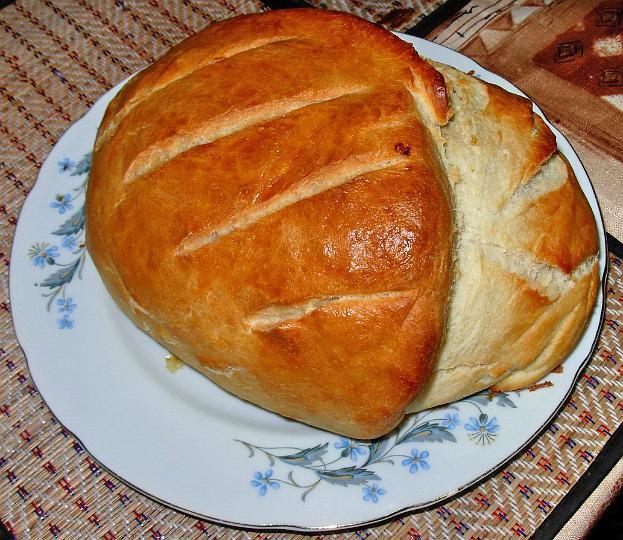 Как приготовить вкусный домашний хлеб