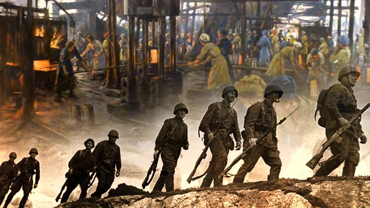 Вторая мировая как война экономик и крови