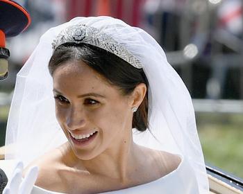 Супруга принца Гарри покорила модных критиков своим новым образом