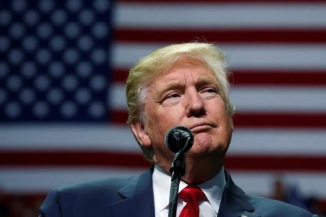 Трамп назвал ввод войск в ст…