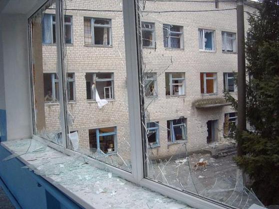 Тельмоново, больница