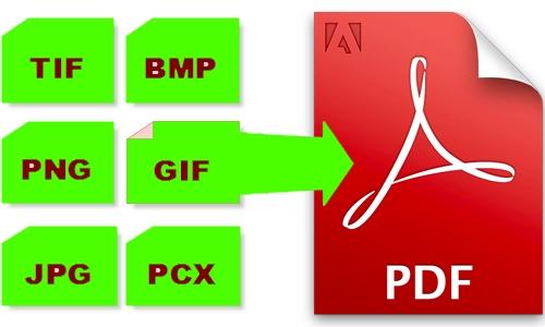 Как в Windows 10 сконвертировать изображение в PDF