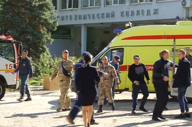 Власти Крыма выплатили пострадавшим в колледже Керчи 26 миллионов рублей