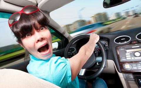Мужчина и женщина за рулем – кто опаснее? Исследование ЗР