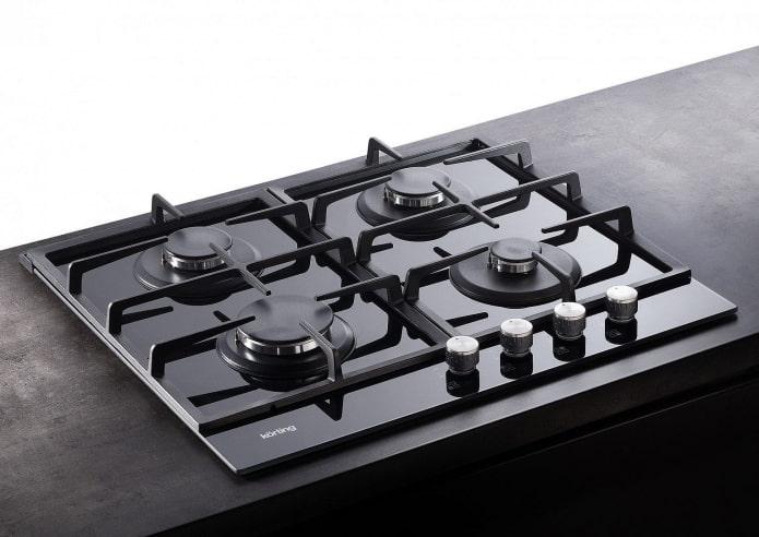 газовая панель для кухни