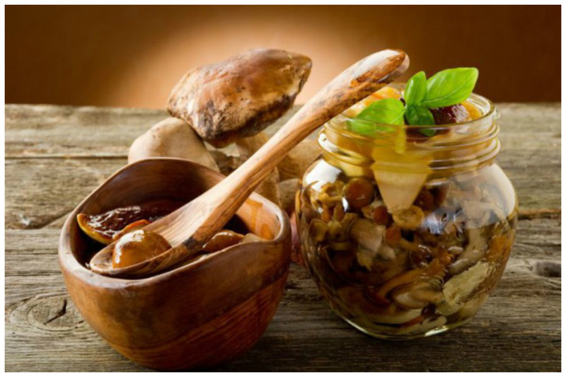 Поделитесь, пожалуйста, своими проверенными, любимыми, вкуснейшими и необычными рецептами приготовления грибов! вкусно, грибы, интересное, красиво, познавательно, полезно, рецепты