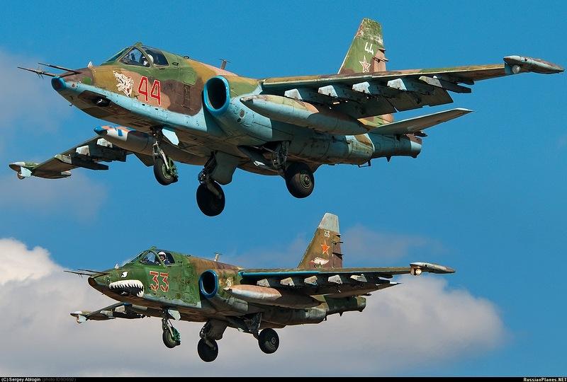 Су-25: На смену легендарному «Грачу» придут «Утенок» или «Рукавица»