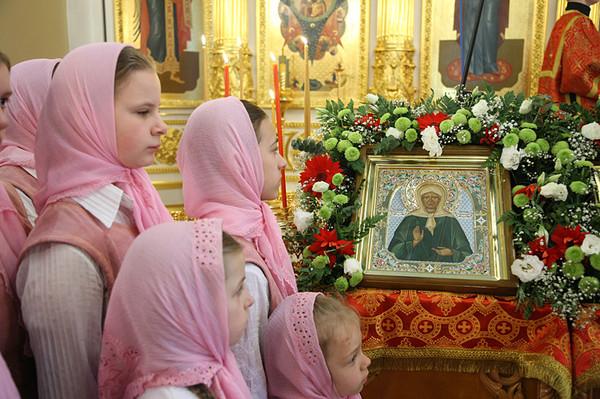 День памяти блаженной Матроны Московской – 19 апреля / 2 мая. .