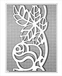 Шаблоны для резьбы и росписи ч. 2
