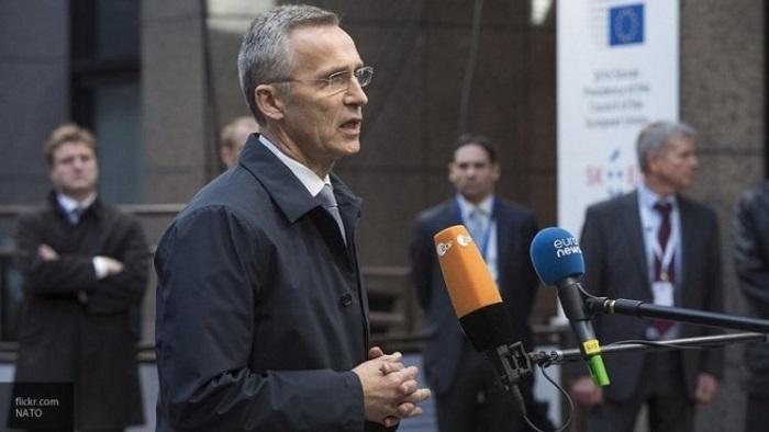 """В НАТО шепотом признались о цели учений """"Единый трезубец"""""""