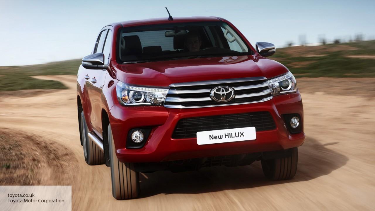 Toyota выпустила юбилейную версию пикапа за 37 тысяч евро