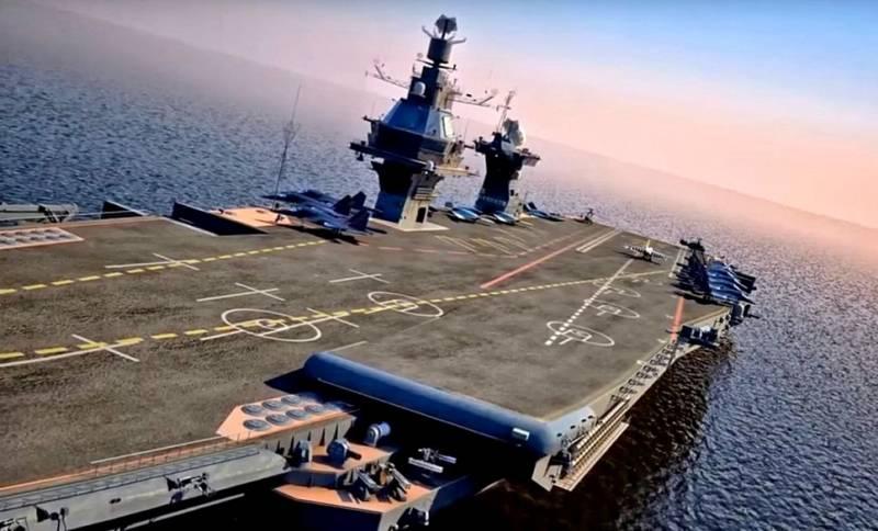 Время для «Шторма»: ТОП-5 мощнейших авианосцев будущего