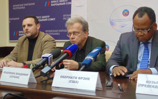 Международные наблюдатели рассказали о своих впечатлениях на выборах в ЛНР