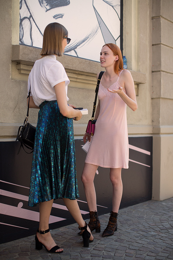 On the Street…Summer Style, Milan