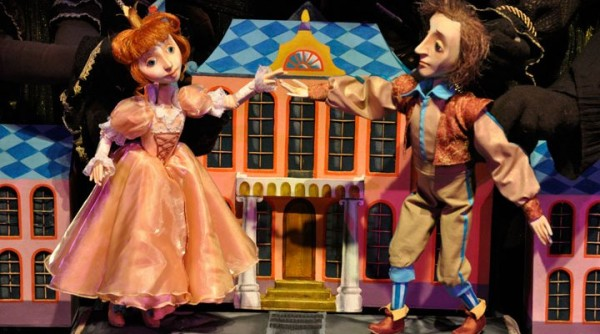 Театр кукол ждёт севастополь…