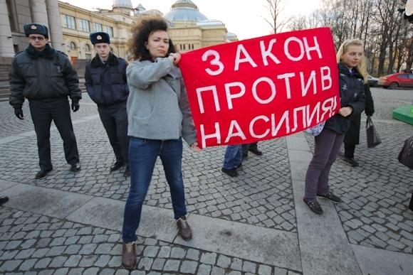 Марш матерей в защиту полити…