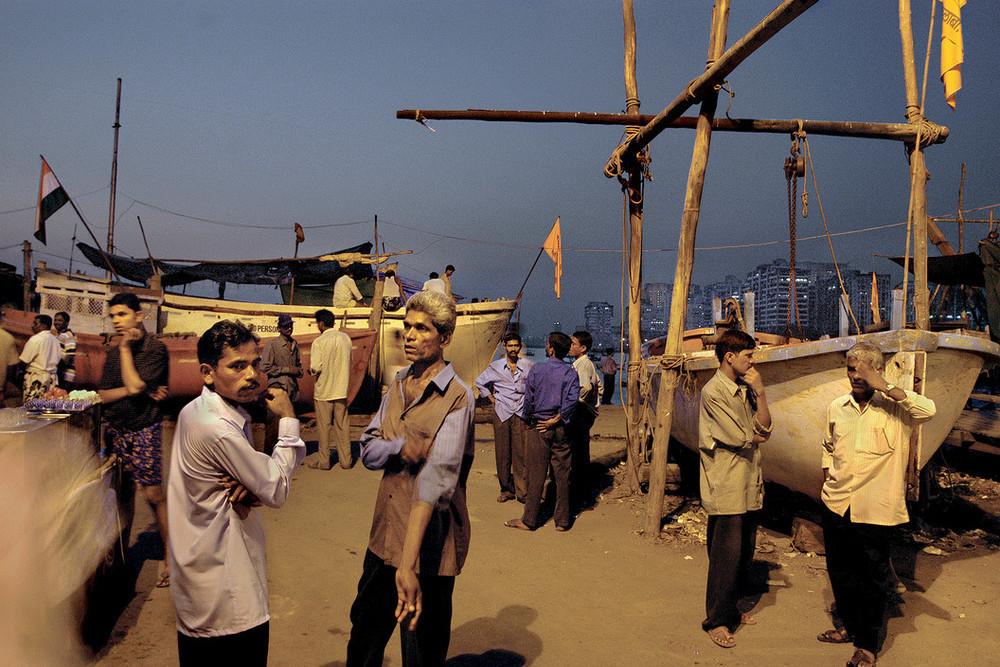 Изумляющая Индия в объективе легендарного Рагху Рая 25