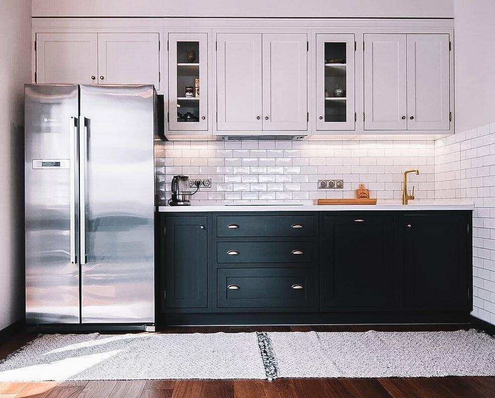 Показываем вам 3 кухни в абсолютно разных цветовых гаммах.