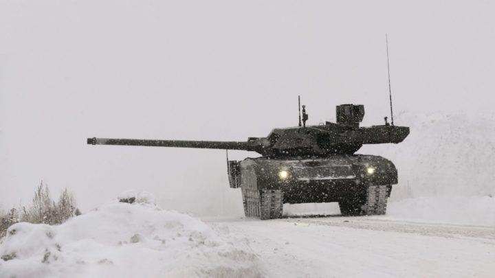 Новый танковый фугасный снар…