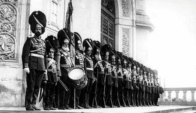 Удивительная судьба дворцового гренадера Гавриила Иванова