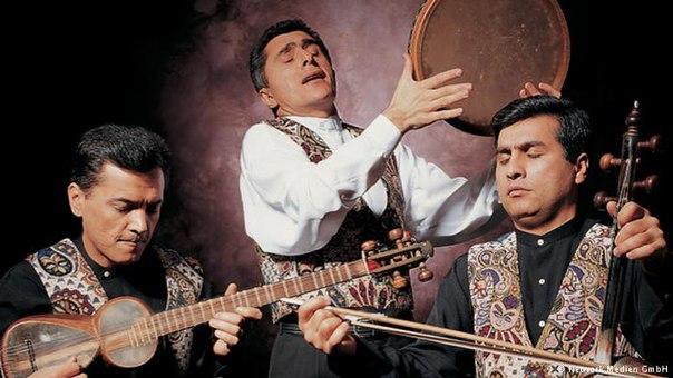 Азербайджанские мугамы или Использование дерьма в мирных целях