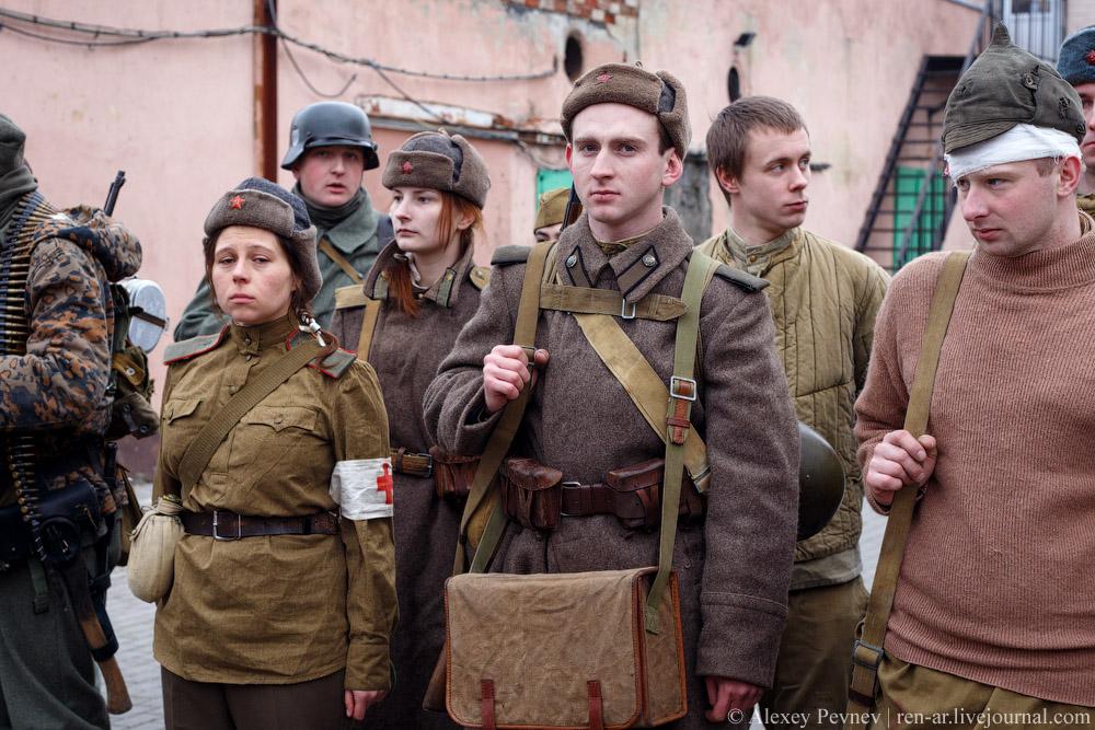 В Минске живы традиции парти…