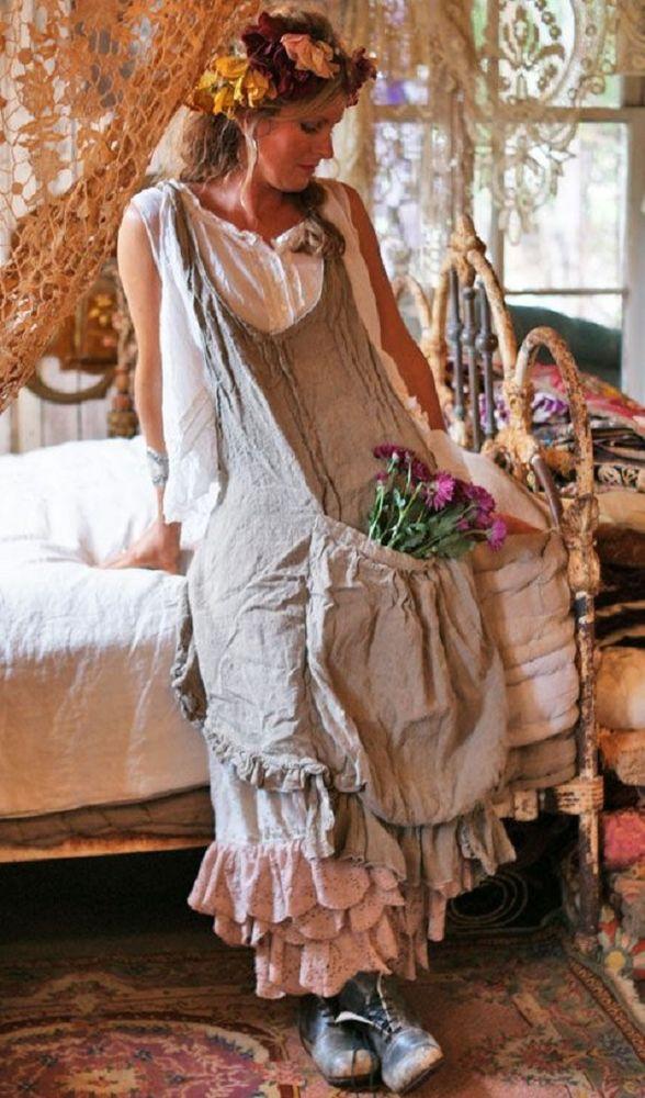 платье бохо