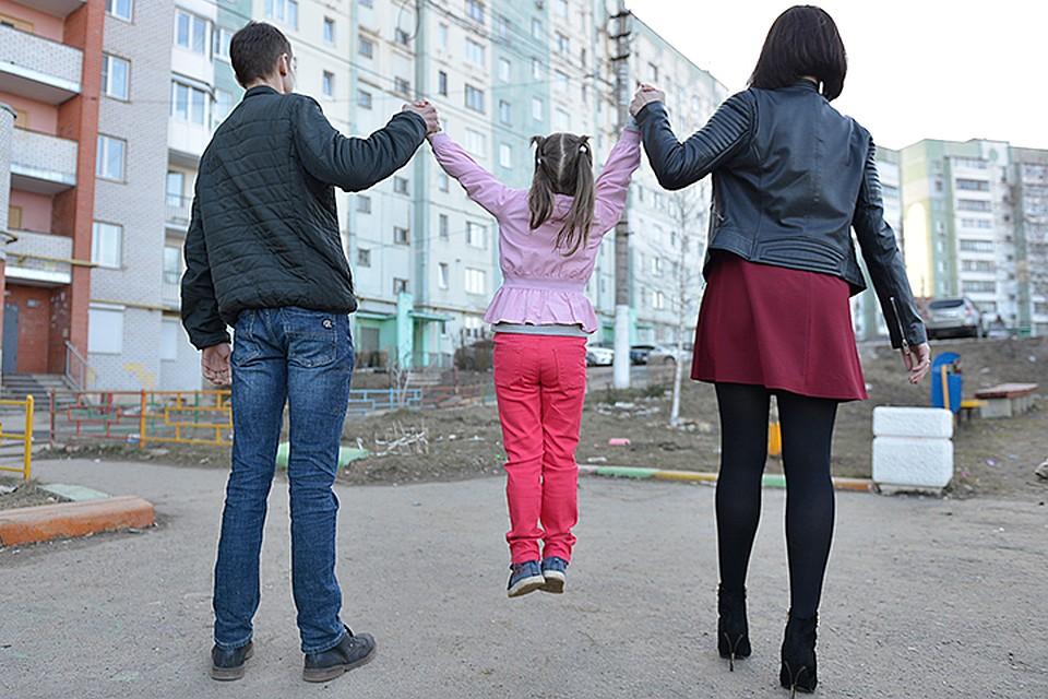 В своих материалах авторы рассказывают и о том, какой должна быть семья