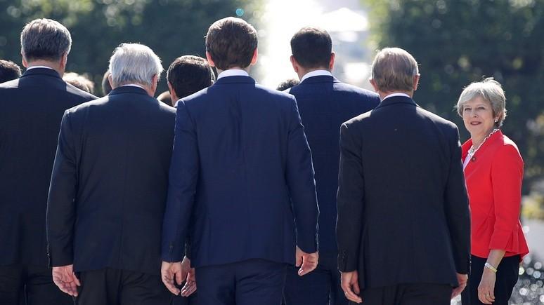 DWN: Европа бьётся в агонии,…