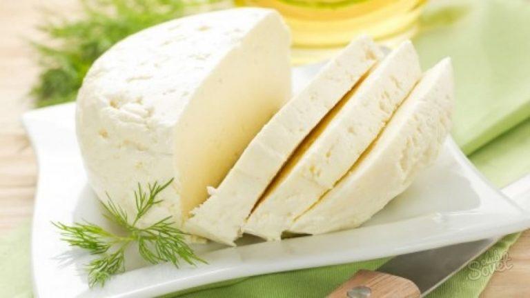 Вкусный домашний сыр, рецепт которого я привезла из Рима