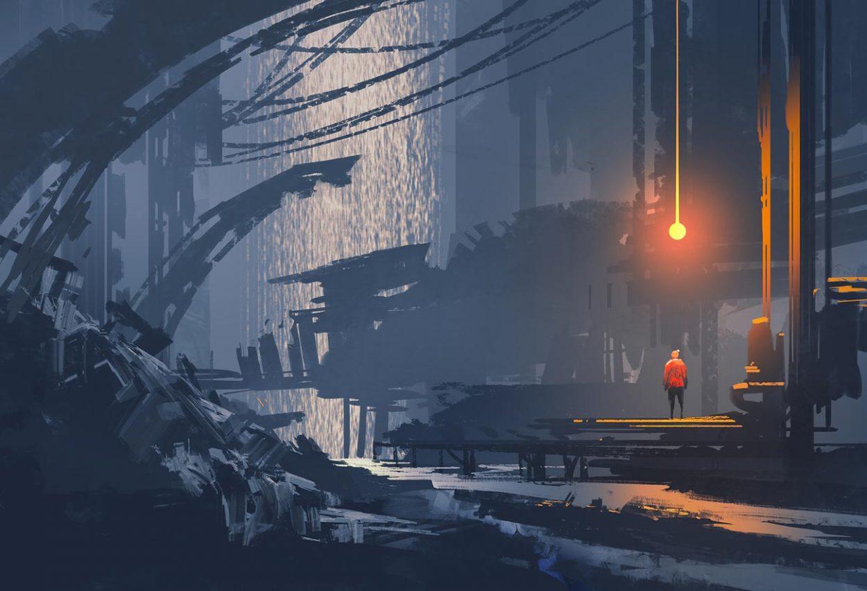 Раменки-43 — подземный бункер-город