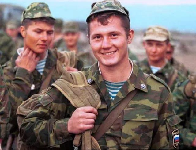 Однако, ведь армия русская!