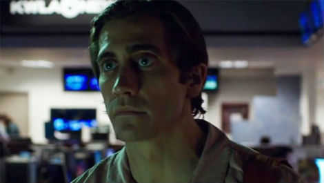 Jake Gyllenhaal goes off the rails in new Nightcrawler trailer: watch now