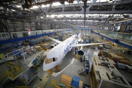 Перспективная модификация МС-21-400 будет востребована на мировом рынке