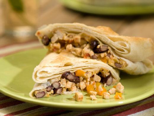 Мексиканские пирожки с армянским лавашом