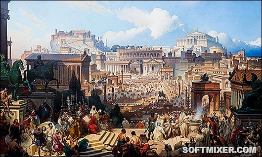 Любопытные факты о Римской Империи