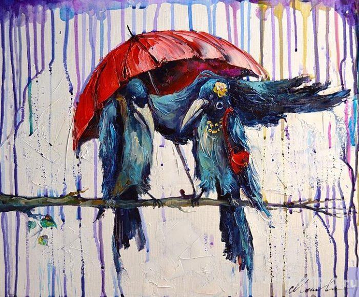 художник Лиана Моисеева картины - 09