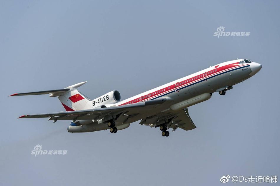 Разведывательные самолеты Ту-154М ВВС НОАК