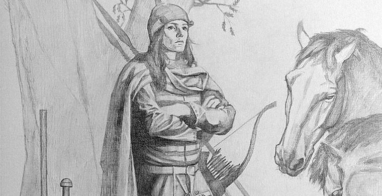 Найденный в Швеции скелет X века принадлежит женщине-викингу