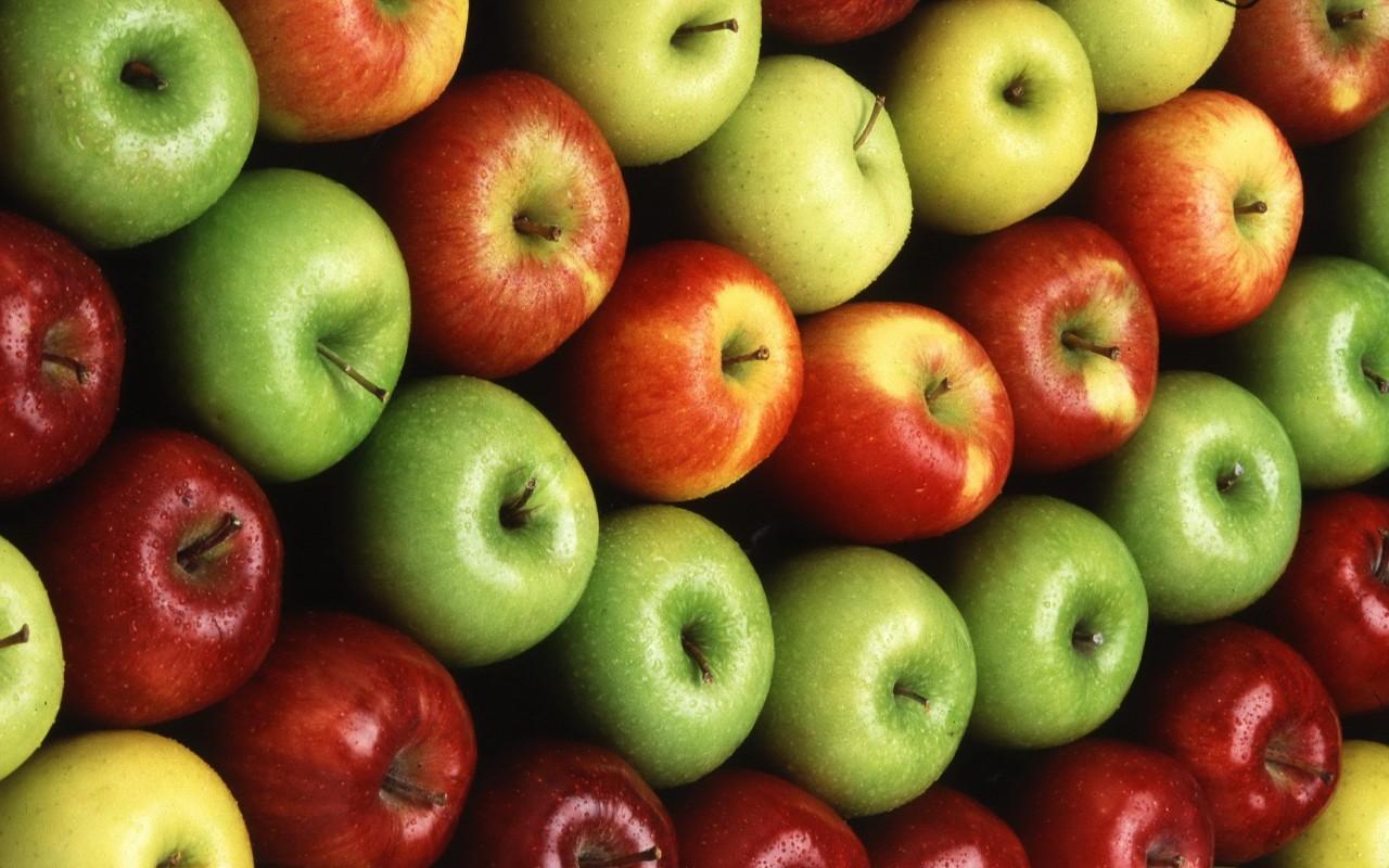 Какие яблоки полезнее — зеленые или красные?