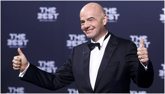 «Свидомые патриоты» призвали генпрокурора ФИФА расформировать, а её президента Инфантино посадить