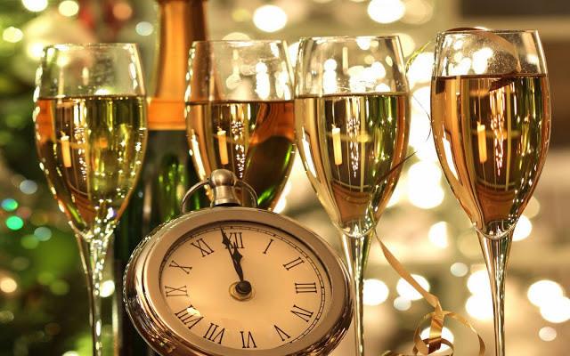 Как загадать желание на Новый год?